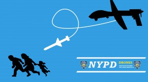 Drone Poster Artist Arrested, NYPD Does Not Find Satire Amusing