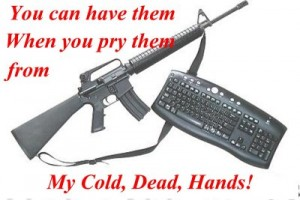 An open message to those who think it's time to take the guns