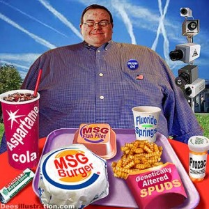 The Connection Between Big Food / Big Pharma and Nutrition Policy