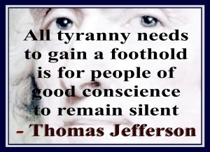 All Tyranny Needs...