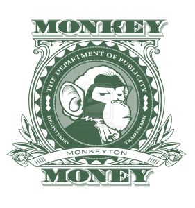 """The Fed's """"Exit Strategy""""...Monkey Money!"""