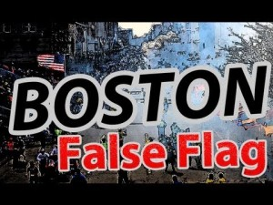 Boston False Flag