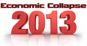 Economic Collapse 2013