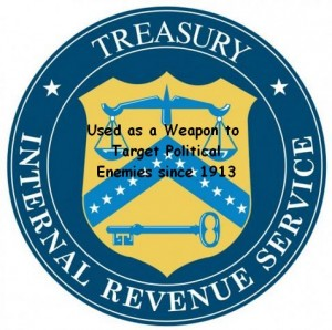 A Brief History of IRS Political Targeting