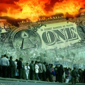 Entire US Banking System Missed Collapse by a Hair Tuesday!
