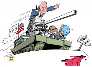 Israel 'will bring down Assad' if he retaliates