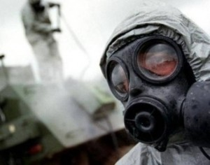 """Syrian Government Claims Massive Seizure of Toxic Chemicals """"Controlled by Anti-government Forces"""""""