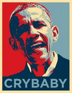 Obama throws temper tantrum over vote to defund Obamacare