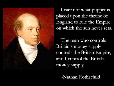 Nathan Mayer Rothschild quote
