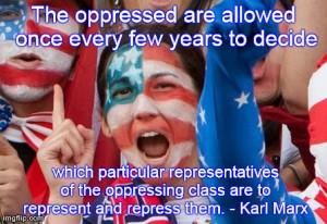 Choose Your Oppressors