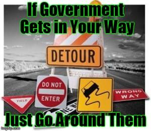 Go Around Govt