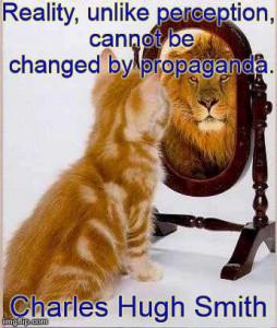 Reality Vs Propaganda