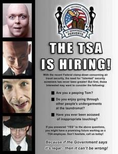 peeping-toms TSA