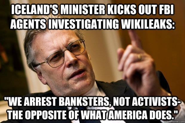 Image result for iceland is spinning out of control