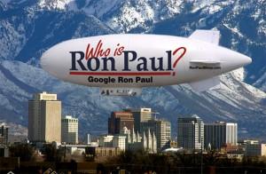 Ron Paul Blimp