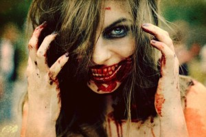 Zombiecalypse: Swedish scientist attacks his wife and eats her lips
