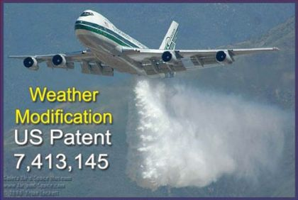 Global Weather Modification Assault Causing Climate Chaos And Environmental Catastrophe