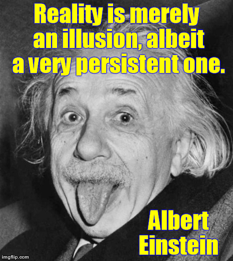 Einstein On Reality