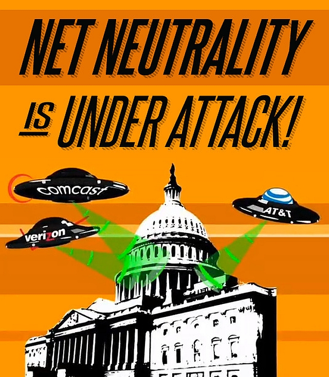Net Neutrality Under Attack