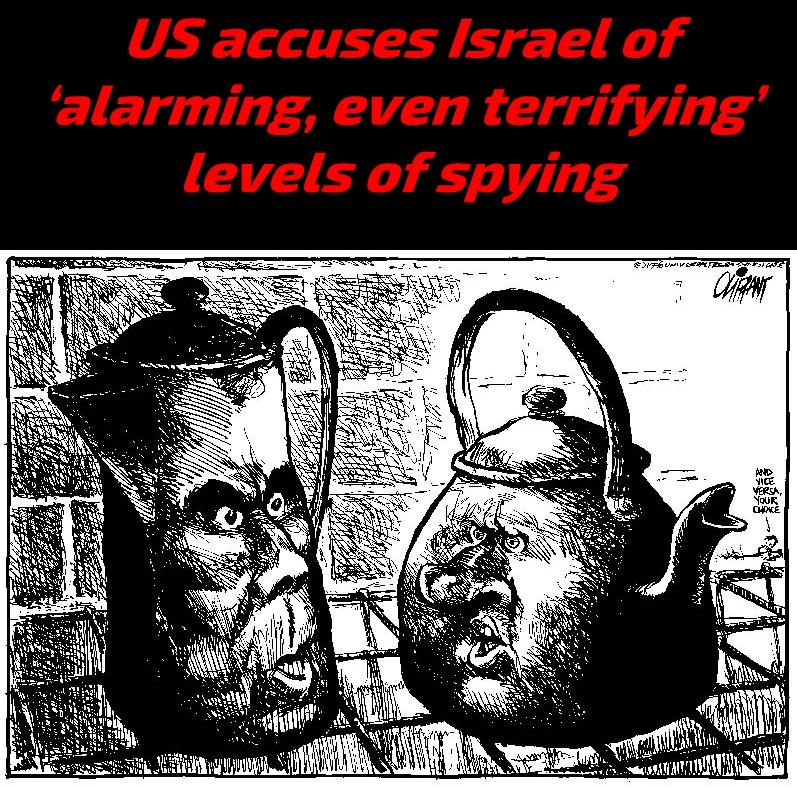 US-Israel-Spying