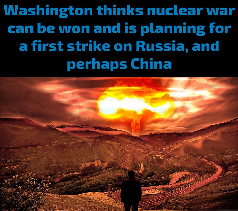Nuclear-First-Strike