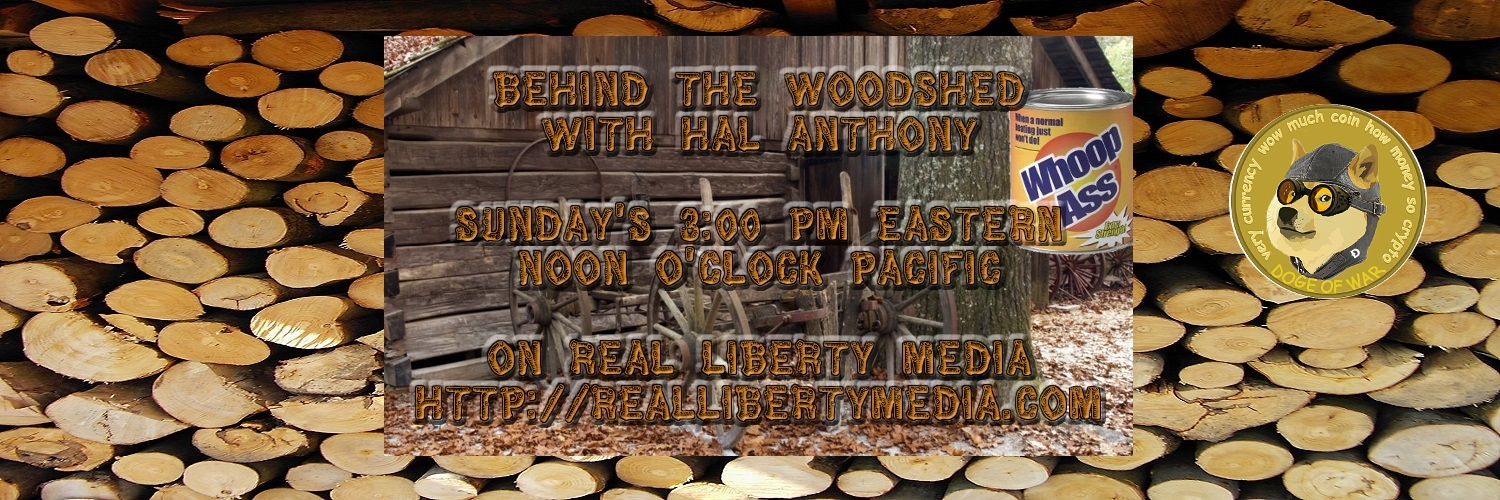 Behind The Woodshed w/ Hal Anthony