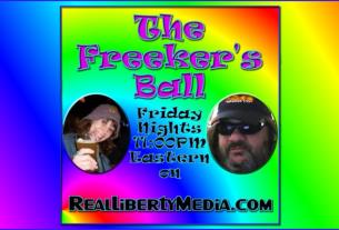 Freeker's Ball Banner - 16x9 - Half Size